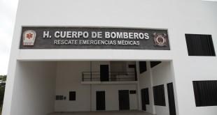 Centro de Mando de Bomberos
