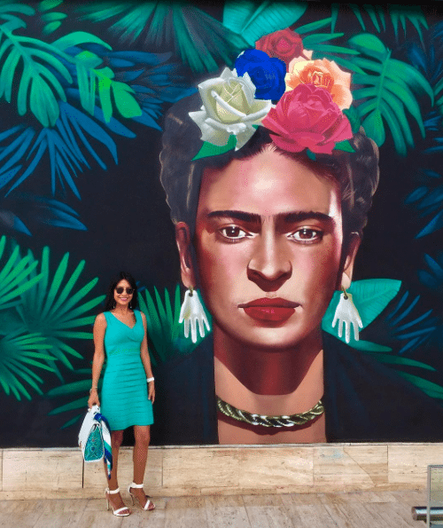 mural frida