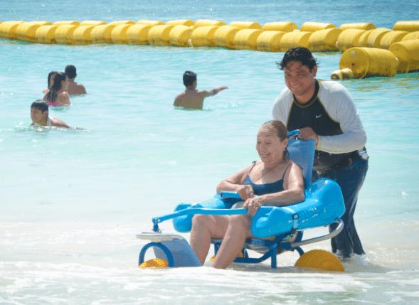 playa inclusiva